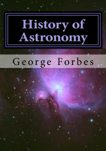 9781495446788: History of Astronomy