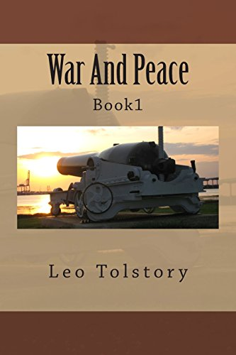 9781495447266: War And Peace: Book1: Volume 1