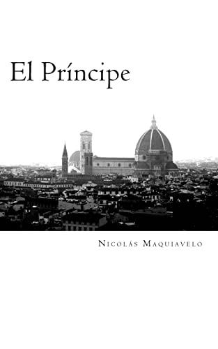 9781495447839: El Príncipe (Clásicos Universales) (Spanish Edition)