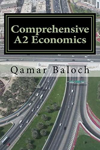 9781495450945: Comprehensive A2 Economics