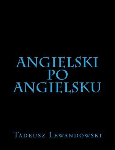 Angielski Po Angielsku: Lewandowski, Tadeusz