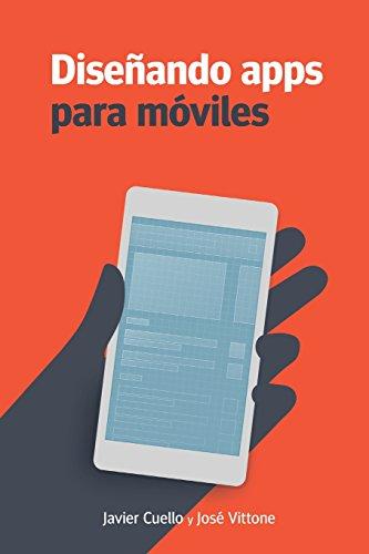 9781495454448: Diseñando apps para móviles (B/N)