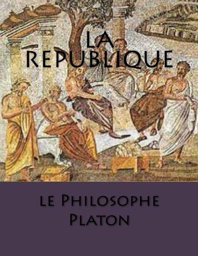 9781495462528: La Republique (French Edition)