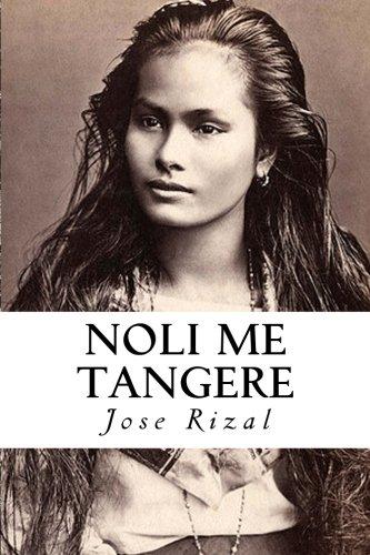 9781495463457: Noli me tangere (Lecturas hispanicas) (Spanish Edition)