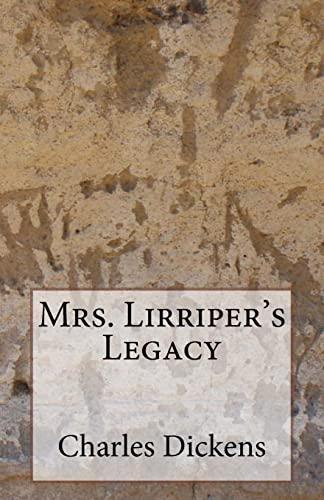 9781495466465: Mrs. Lirriper's Legacy