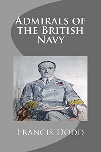 9781495471292: Admirals of the British Navy