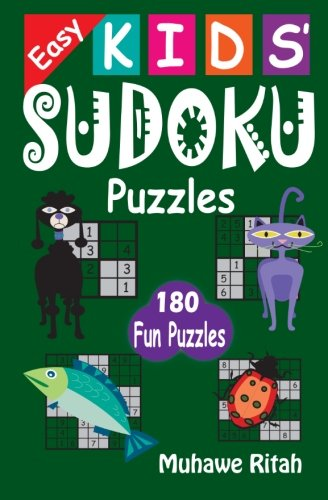 9781495473333: Easy Kids' Sudoku Puzzles (Volume 1)