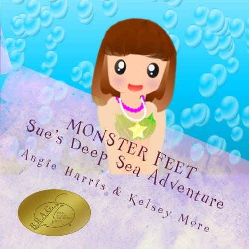 9781495497063: Monster Feet Sue's Deep Sea Adventure