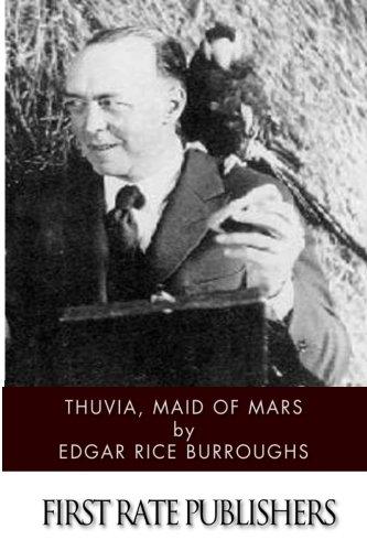 9781495497766: Thuvia, Maid of Mars