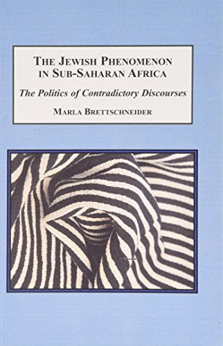 9781495503481: The Jewish Phenomenon in Sub-Saharan Africa: The Politics of Contradictory Discourses