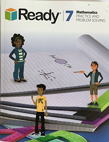 9781495704840: Ready Mathematics Practice and Problem Solving Grade 7