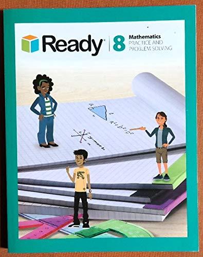 9781495704857: Ready Mathematics Practice and Problem Solving Grade 8
