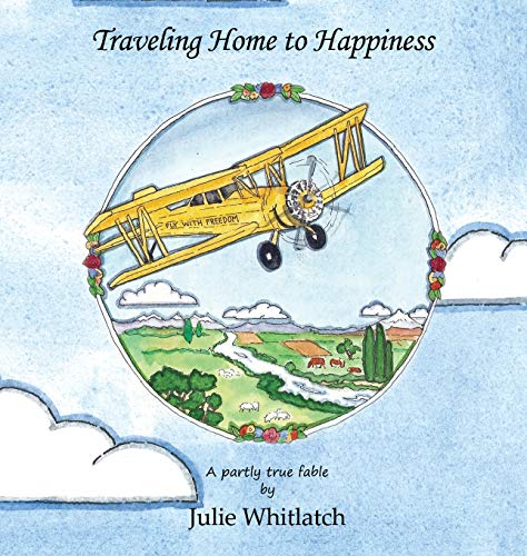 Traveling Home to Happiness: Julie Whitlatch