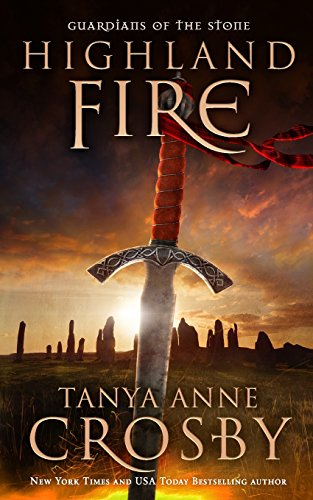 9781495904820: Highland Fire: Guardians of the Stone (Volume 1)