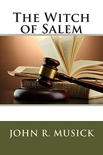 9781495906800: The Witch of Salem