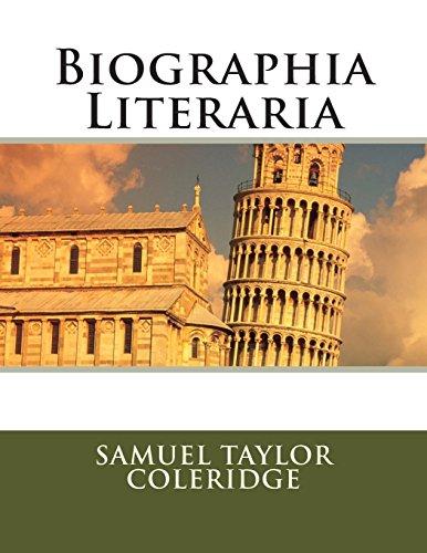 9781495906831: Biographia Literaria