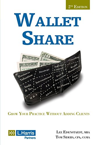 Wallet Share, 2nd Edition: Grow Your Practice Without Adding Clients: Eisenstaedt MBA, Mr. Lee H.; ...