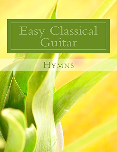 9781495931871: Easy Classical Guitar Hymns