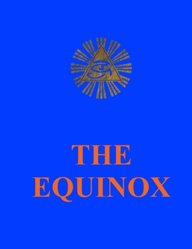 9781495936869 The Equinox Vol 3 No 1 The Review Of Scientific