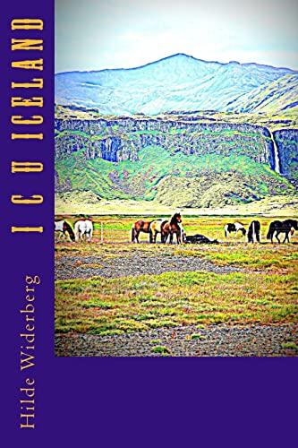 9781495940897: I C U Iceland (English and Icelandic Edition)