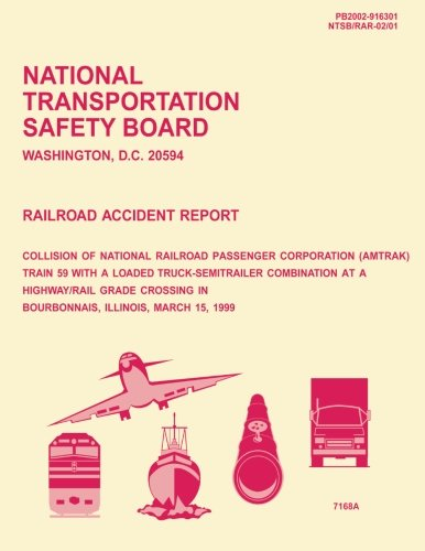 Railroad Accident Report: Collision of National Railroad: National Transportation Safety