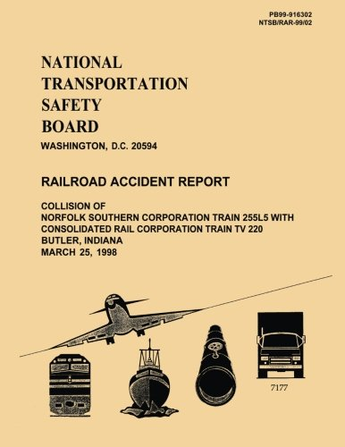 Railroad Accident Report: Collision of Norfolk Southern: National Transportation Safety