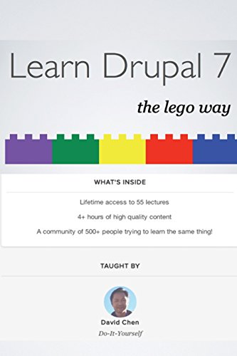 9781495964480: Learn Drupal 7 The Lego Way
