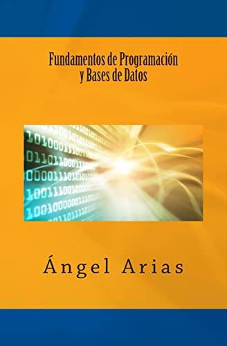 9781495968181: Fundamentos de Programación y Bases de Datos