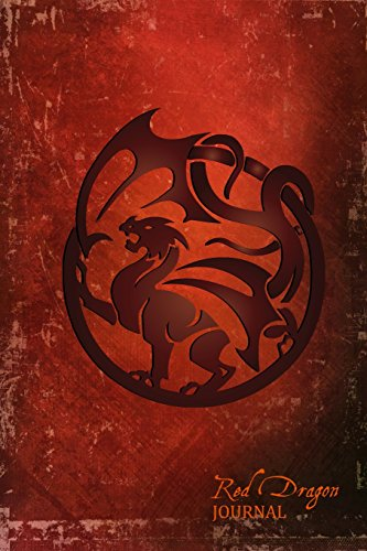 9781495971020: Red Dragon Journal: (Notebook, Diary, Blank Book) 6x9