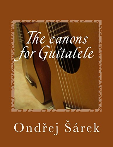 9781495972355: The canons for Guitalele