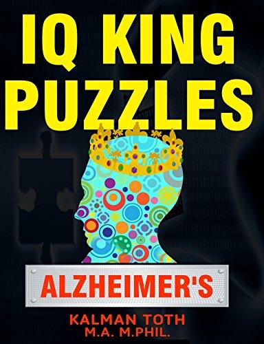 9781495973024: IQ King Puzzles: Alzheimer?s