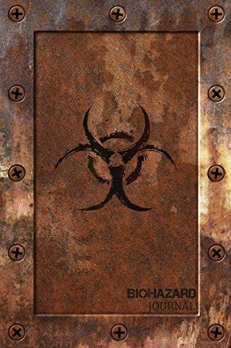 9781495992353: Biohazard Journal: (Notebook, Diary, Blank Book) 6x9