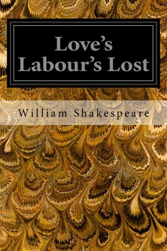 9781496000538: Love's Labour's Lost