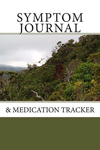 Symptom Journal: & Medication Tracker: Jordan Pegasus