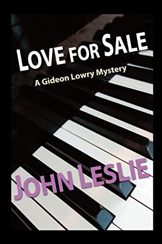 9781496020741: Love for Sale (Gideon Lowry Key West Mysteries) (Volume 3)