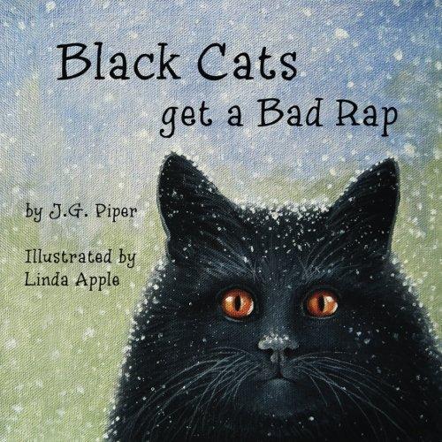 9781496039637: Black Cats get a Bad Rap