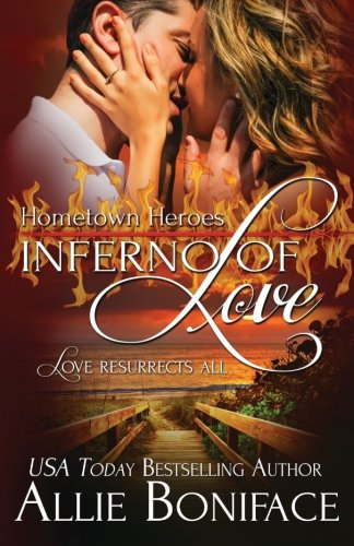 Inferno of Love (Paperback): Allie Boniface