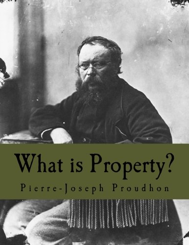 9781496044044: What is Property? (Large Print Edition): An Inquiry into the Principle of Right and of Government