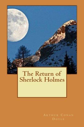 9781496050922: The Return of Sherlock Holmes (Volume 5)