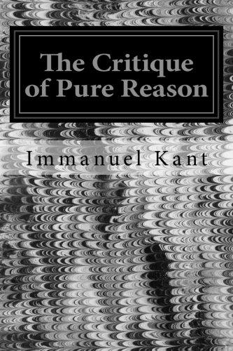 9781496070487: The Critique of Pure Reason