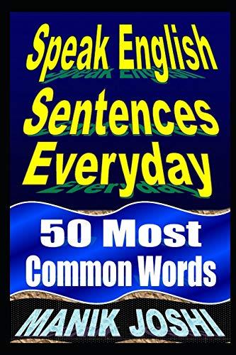 9781496072801: Speak English Sentences Everyday: 50 Most