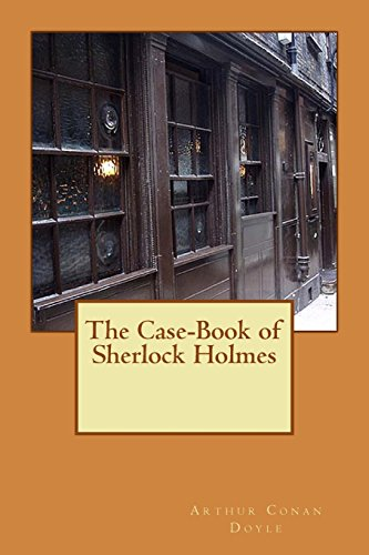 9781496073068: The Case-Book of Sherlock Holmes (Volume 9)