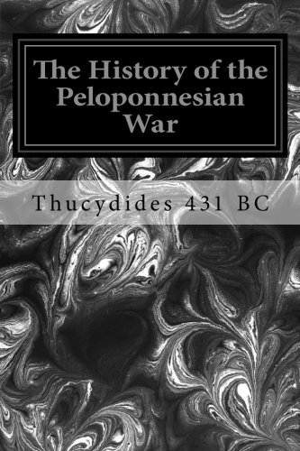 9781496081919: The History of the Peloponnesian War