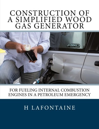 Construction of a Simplified Wood Gas Generator: For Fueling Internal Combustion Engines in a ...