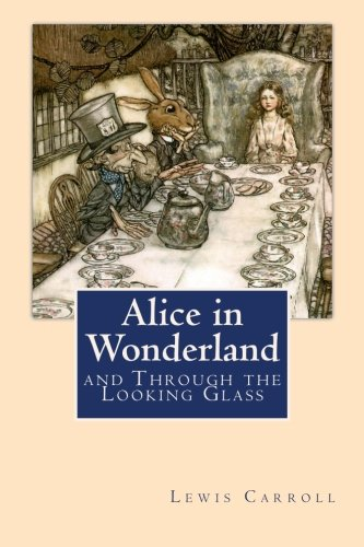 9781496083623: Alice in Wonderland: and Through the Looking Glass