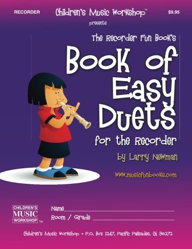 9781496106599: Book of Easy Duets for the Recorder