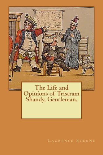 9781496107541: The Life and Opinions of Tristram Shandy, Gentleman.