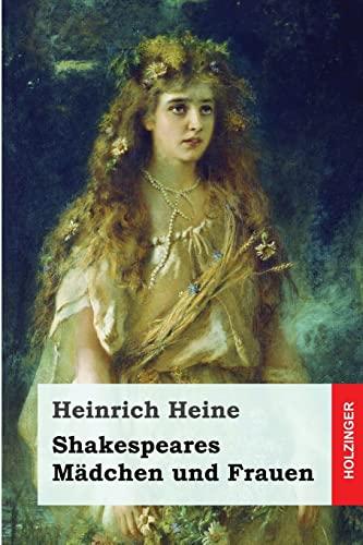 9781496107633: Shakespeares Mädchen und Frauen (German Edition)