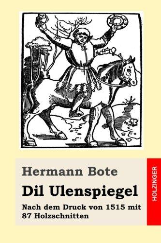 9781496110435: DIL Ulenspiegel: Nach Dem Druck Von 1515 Mit 87 Holzschnitten