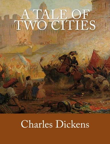 A Tale of Two Cities [Large Print: Dickens, Charles